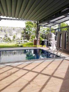 Bơm nhiệt Heat Pump nước nóng cho hồ bơi Nirvana F120