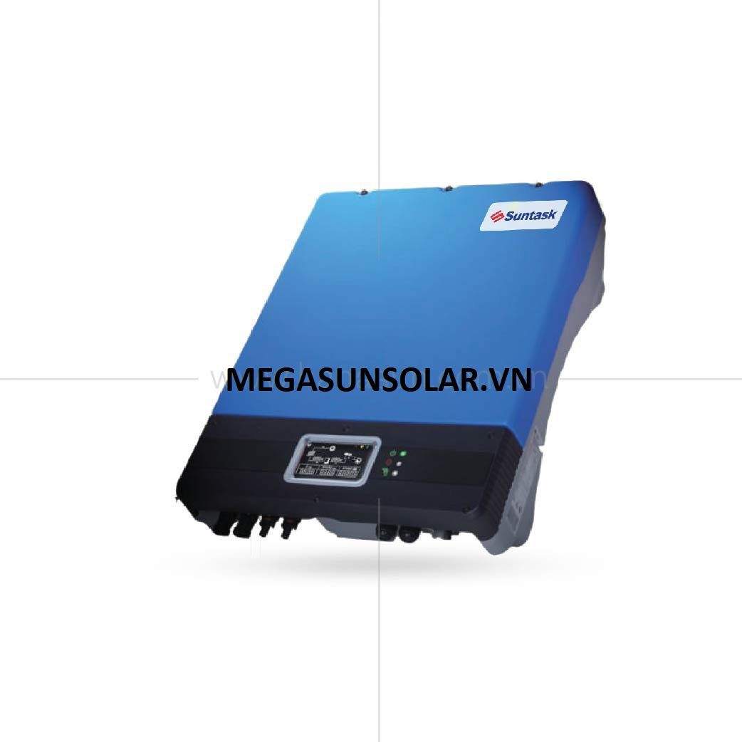 bộ chuyển đổi điện năng lượng mặt trời inverter suntask 25KW