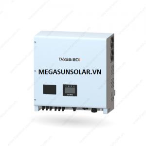 biến tần biến đổi điện Inverter Dass 15KW nhập khẩu Hàn Quốc