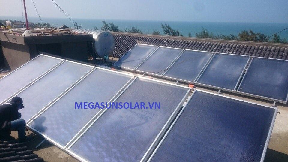 Hệ thống năng lượng mặt trời MEGASUN