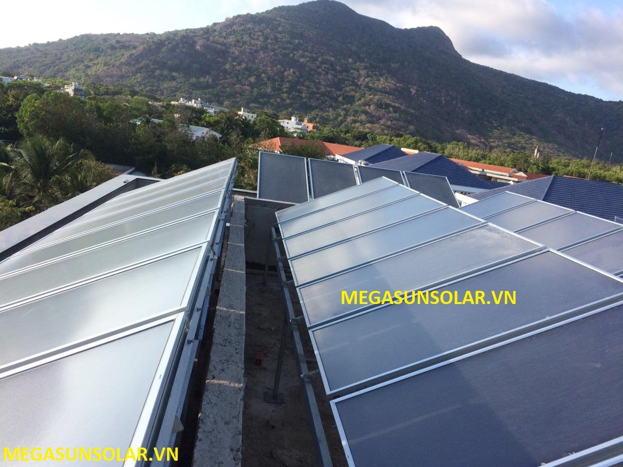 Hệ thống nước nóng năng lượng mặt trời Megasun MGS-2000BLT