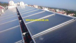 Máy tấm phẳng năng lượng mặt trời MGS-2000BLT