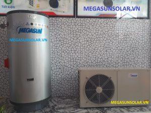 Hệ nước nóng bơm nhiệt Dân Dụng MEGASUN