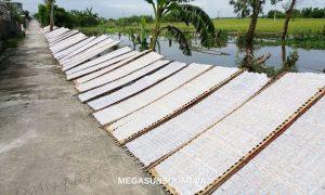 Phơi nắng - Sấy khô thực phẩm truyền thống